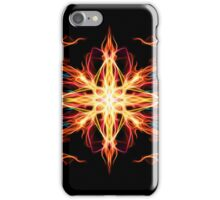 Energetic Geometry- Fire Element iPhone Case/Skin