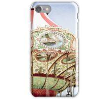 Carousel Top iPhone Case/Skin