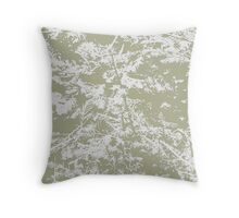 Redwood Paper Throw Pillow