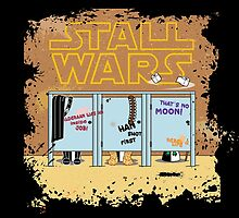 Stall Wars by outofthedust