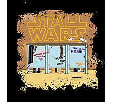 Stall Wars Photographic Print