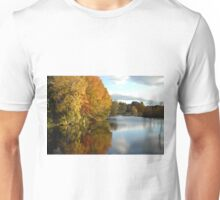 A Touch of Autumn Unisex T-Shirt