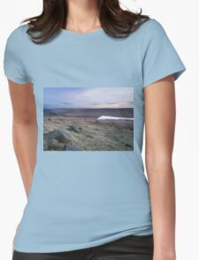 Buckstone edge Womens Fitted T-Shirt