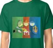 Sinnoh Starters  Classic T-Shirt