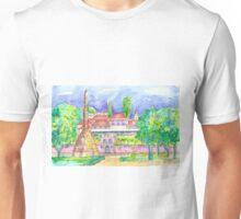 Belém Palace. Presidency of the Portuguese Republic. Unisex T-Shirt