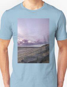 Buckstone edge sunset Unisex T-Shirt