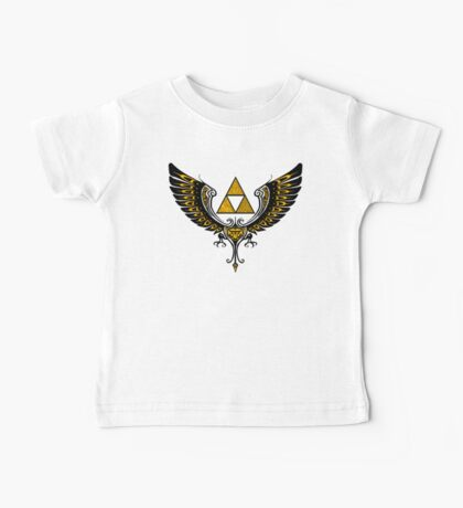 Tri Winged Baby Tee