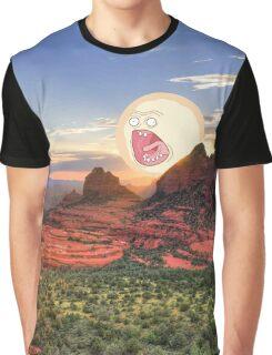 Screaming Sun Sedona. Graphic T-Shirt