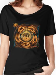 Sirocco City Women's Relaxed Fit T-Shirt