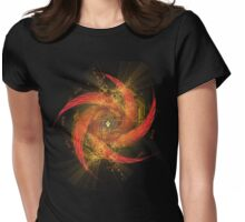 Phosphoric Phylactery  Womens Fitted T-Shirt