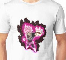 BLACK GOKU: SUPER SAIYAN ROSÉ  Unisex T-Shirt