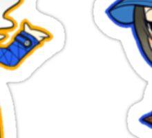 Persona 4 Velvet Room Attendants Sticker