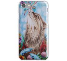 Furry Tales - Norwegian Forest Cat & Fairy iPhone Case/Skin