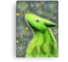 Summer Dragon Canvas Print