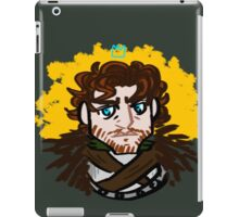 Robb SNARK: Sass King in the North iPad Case/Skin