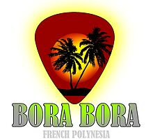 Bora Bora  by dejava