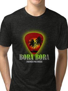 Bora Bora  Tri-blend T-Shirt