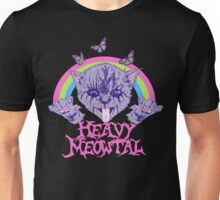 Heavy Meowtal Unisex T-Shirt
