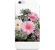 Bunch of Colourful Flowers iPhone Case/Skin