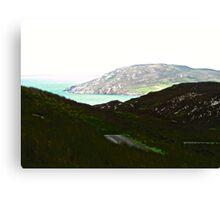 Ireland - Inishowen Peninsular, Donegal, Ireland Canvas Print