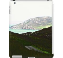 Ireland - Inishowen Peninsular, Donegal, Ireland iPad Case/Skin