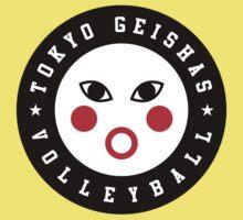 TOKYO GEISHAS VOLLEYBALL Kids Clothes