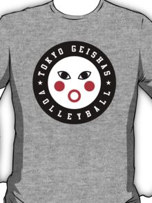 TOKYO GEISHAS VOLLEYBALL T-Shirt