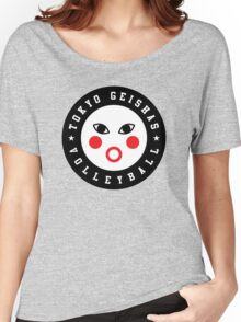 TOKYO GEISHAS VOLLEYBALL Women's Relaxed Fit T-Shirt