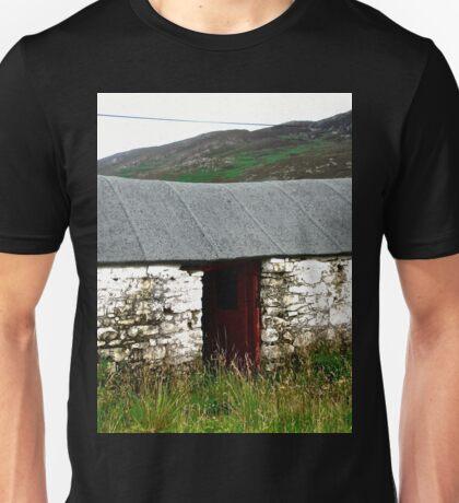 Abandoned Barn, Inishowen Peninsular, Donegal, Ireland Unisex T-Shirt
