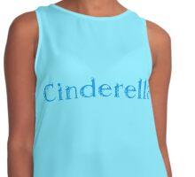 Cinderella Contrast Tank