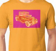 Model A Ford Pickup Hotrod Pop Image Unisex T-Shirt