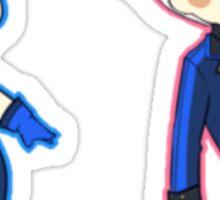 Persona 3 Velvet Room Attendants Sticker