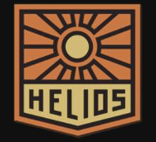 Helios Badge Shirt by arturlow