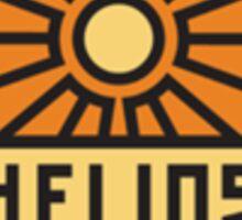 Helios Badge Shirt Sticker