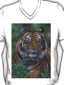 Eye of the Tiger by Karie-Ann Cooper T-Shirt