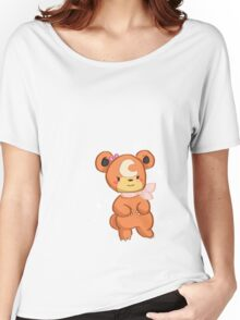 Cuddliest Teddiursa Pokemon Women's Relaxed Fit T-Shirt