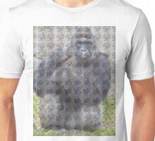 Mosaic Harambe Unisex T-Shirt