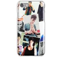 Matthew Daddario iPhone Case/Skin
