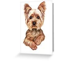 Meet Terry from Yorkshire Greeting Card