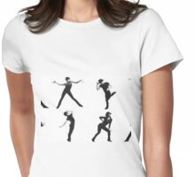 Fosse Womens Fitted T-Shirt