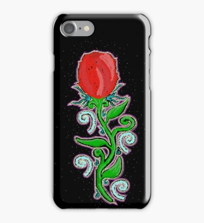Mystic Rose iPhone Case/Skin
