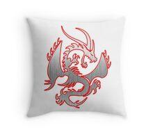 dragon4 Throw Pillow