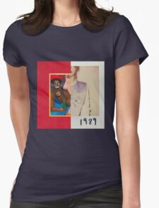Kanye West Taylor Swift Shirt Womens Fitted T-Shirt