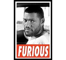 "(MOVIES) Jason ""Furious"" Styles Photographic Print"