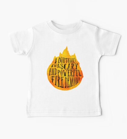 Fire Demon  Baby Tee