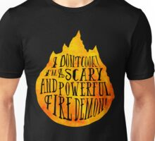 Fire Demon  Unisex T-Shirt