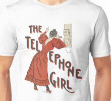 The Telephone Girl Unisex T-Shirt