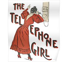 The Telephone Girl Poster