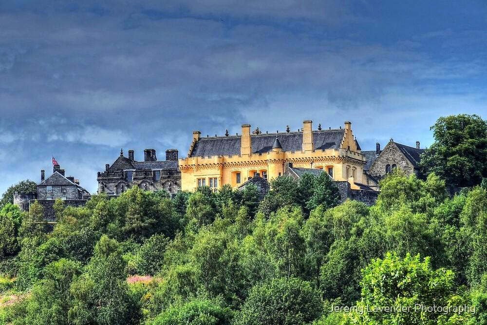 Stirling Castle, Scotland by Jeremy Lavender Photography