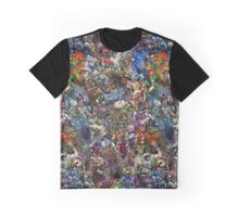 Mutant Collage Graphic T-Shirt